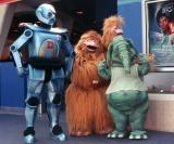 7月1日より期間限定で復活する東京ディズニーランドの『キャプテンEO』 (C)Disney