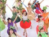 """新CMで""""野菜シスターズ""""に扮するAKB48のメンバー"""