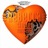 REBECCAの「フレンズ」が3位に(写真は『REBECCA SINGLES 1984-1990』)