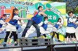 春日体操の模様 (C)ORICON DD inc.