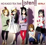 「Listen!!」(初回盤) (C)かきふらい・芳文社/桜高軽音部