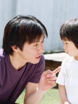 「子どもの叱り方がわからない」という父親の悩みも挙がった