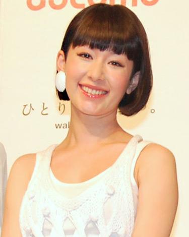 NTT『ドコモ』新CM発表会に出席した木村カエラ (C)ORICON DD inc.