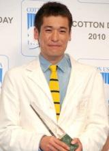 『第7回 COTTON USAアワード』を受賞した佐藤隆太 (C)ORICON DD inc.