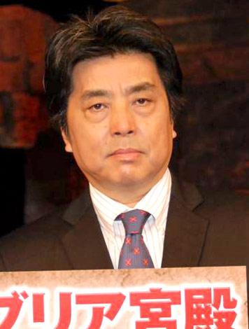 『カンブリア宮殿』200回の放送を記念して行われた会見に出席した、同番組インタビュアーの村上龍 (C)ORICON DD inc.