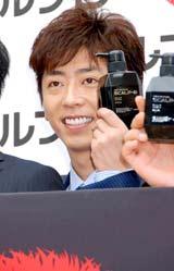 「K-BO-BO-商事」設立記念イベントに出席したフットボールアワー・後藤輝基
