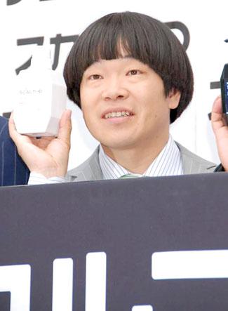 「K-BO-BO-商事」設立記念イベントに出席した雨上がり決死隊・蛍原徹 (C)ORICON DD inc.