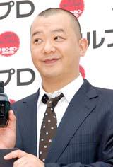 「K-BO-BO-商事」設立記念イベントに出席したTKO・木下隆行