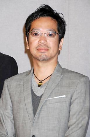 NHK大河ドラマ『龍馬伝』の取材会に出席した佐藤直紀 (C)ORICON DD inc.