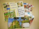 バンダイナムコゲームスと学校図書が共同制作した算数の教科書