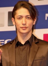 NEC携帯電話の2010年夏モデル発表会に出席した玉木宏 (C)ORICON DD inc.