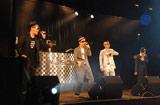 ソニー・エリクソン新携帯電話の新CM発表会で楽曲を披露したRIP SLYME