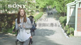 ふるさとの神戸にやってきた北川景子
