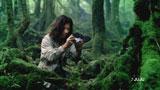 自然の雄大さに圧倒される浅野忠信/『α』(ソニー)新CM