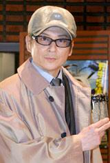「昆虫探偵ヨシダヨシミ」に扮した哀川翔 (C)ORICON DD inc.