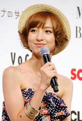 『オトナの女子力レッスン課外講座』にゲストとして出席したAKB48・篠田麻里子