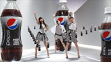『ペプシネックス』新CMでキュートなダンスも披露するPerfume