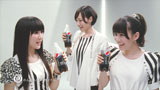 キュートな可愛らしさでCMを飾るPerfume/『ペプシネックス』新CM