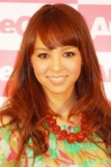 自身のブログで妊娠の報告をした鈴木サチ (C)ORICON DD inc.