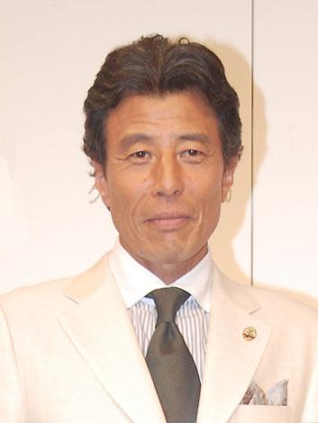 6位の舘ひろし (c)oriconDD.inc