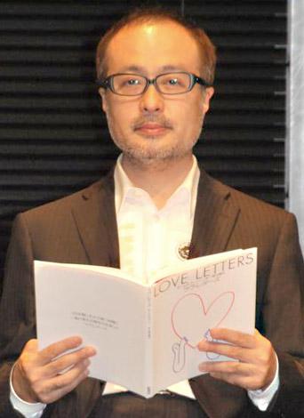 朗読劇『ラヴ・レターズ』の公開稽古を行った松尾スズキ (C)ORICON DD inc.