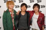 映画『BADBOYS』に出演の(左から)細田よしひこ、三浦貴大、鈴木勝吾