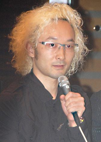 『live image Noubeau(ライブ・イマージュ・ヌーヴォー)』公演発表会見に出席した松谷卓 (C)ORICON DD inc.