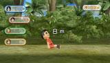 ジャングルでジャンプに挑戦する二宮和也のMii/『Wii Party』新CM