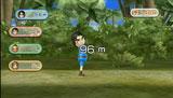 ジャングルでジャンプに挑戦する松本潤のMii/『Wii Party』新CM