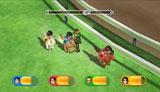 ジョッキーとなって馬を走らせる嵐メンバーのMii/『Wii Party』新CM