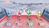 スキーのジャンプに挑む嵐のMii/『Wii Party』新CM