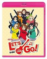 「けいおん! ライブイベント〜レッツゴー!〜」Blu-ray