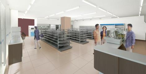 罗森便利店 在中国重庆开店(中日对照)——贯通日本