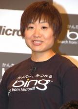 マイクロソフトの検索サービス『Bing』のPRイベントに出席した南海キャンディーズ・しずちゃん (C)ORICON DD inc.