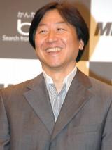 マイクロソフトの検索サービス『Bing』のPRイベントに出席したマイクロソフト副社長・堂山昌司氏 (C)ORICON DD inc.