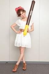女子力UPサイト『Pocky Chocot Link(ちょこっと・リンク)』に参加する人気読者モデルの水野佐彩(Photo:鈴木健太 Hairmake:粕谷ゆーすけ、Tam)