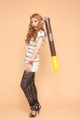 女子力UPサイト『Pocky Chocot Link(ちょこっと・リンク)』に参加する人気読者モデルのみひ(Photo:鈴木健太 Hairmake:粕谷ゆーすけ、Tam)