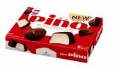 「エスキモー」ブランドから「森永乳業」ブランドに変更される『ピノ』