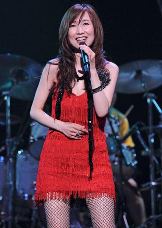 デビュー25周年アニバーサリーコンサートを行った森口博子