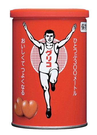 5年間の保存が可能な江崎グリコの災害対策商品『グリコ缶』