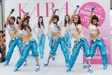 渋谷109前でサプライズイベントを開催し、3000人を熱狂させたKARA
