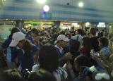 サンシャイン国際水族館の改装前最終営業日、出口は動物たちにお別れをする来場者でごった返した【8月31日=東京・池袋】 (C)ORICON DD inc.