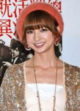 動画番組『LISMO Channel(Video)』の会見に出席したAKB48の篠田麻里子 (C)ORICON DD inc.