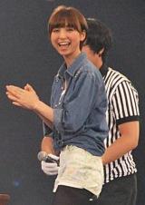 AKB48が『19thシングル選抜じゃんけん大会』開催、2回戦で敗退した篠田麻里子 (C)ORICON DD inc.