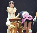 AKB48が『19thシングル選抜じゃんけん大会』開催、センターに決定した内田眞由美は驚きを隠せない様子 (C)ORICON DD inc.