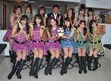 "AKB48が『いきなり!黄金伝説。』(テレビ朝日系)で、アイドルとして初の""伝説""に挑戦"