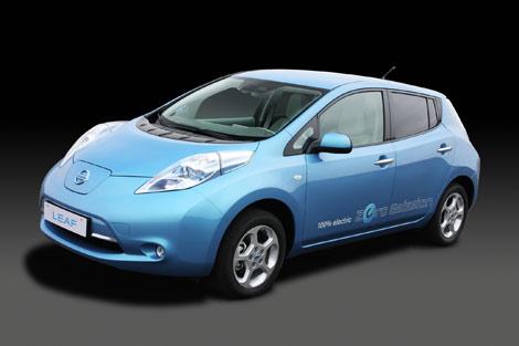 2010年度『グッドデザイン賞』大賞候補に選ばれた電気自動車『日産リーフ』の普及と包括的な取り組み
