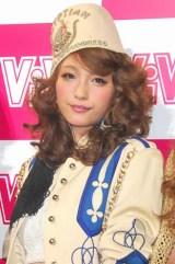 イベント『ViVi Night2010』の記者会見に出席した木下優樹菜 (C)ORICON DD inc.