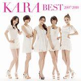 2010年デビュー新人最高の2位を記録した『KARA BEST 2007-2010』