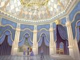 2011年4月15日にオープン決定! 東京ディズニーランド新規アトラクション『シンデレラのフェアリーテイル・ホール』のイメージ画像 (C)Disney